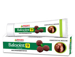 BAKSOINT 9 CREAM (for burns, eczema etc.) - kartlifestyle.com