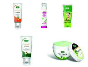 Bakson's Sunny Herbals FAIR SKIN FACIAL KIT - shopwellnessonline.com
