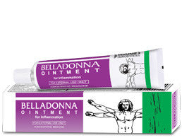 Bakson's BELLADONNA OINTMENT - shopwellnessonline.com