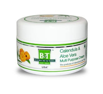 Schwabe's B&T CALENDULA & ALOE VERA MULTIPURPOSE CREAM - shopwellnessonline.com