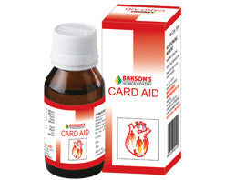 Bakson's CARD AID DROPS - shopwellnessonline.com