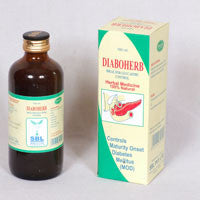 SBL Homoeopathic Diaboherb for Diabetes - shopwellnessonline.com
