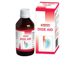 Bakson's Homoeopathic DIGE AID SYRUP - kartlifestyle.com