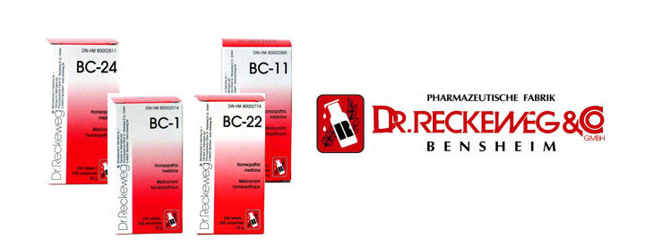 DR. RECKEWEG BIO-COMBINATIONS 1-28 - shopwellnessonline.com - 2