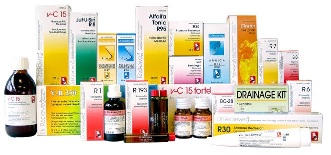 DR. RECKEWEG BIO-COMBINATIONS 1-28 - shopwellnessonline.com - 3