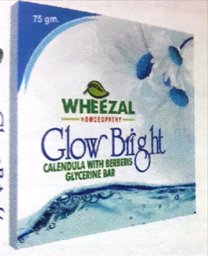 Wheezal's Glow Bright Berberis soap - shopwellnessonline.com