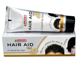 Bakson's HAIR AID GEL - shopwellnessonline.com - 1