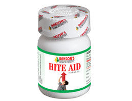 Bakson's HITE AID TABLETS - shopwellnessonline.com