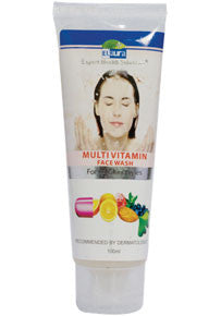 El Aura Muti vitamin Face Wash