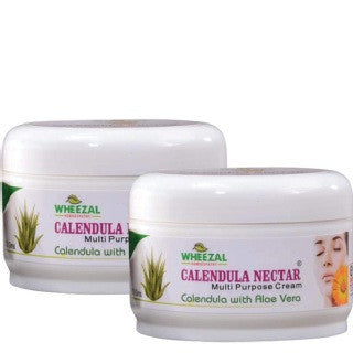 Wheezal's Calendula Nectar Cream - shopwellnessonline.com