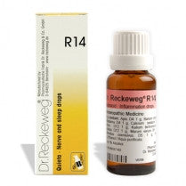 Dr. Reckeweg R14 - Sleep and Nerve Drops - shopwellnessonline.com