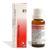 Dr. Reckeweg R1 - Inflammation Drops for children - shopwellnessonline.com