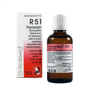 R51 Thyroid-Hyper Drops - shopwellnessonline.com