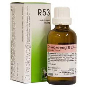 Dr. Reckeweg R53 - Acne Vulgaris and Pimples - shopwellnessonline.com