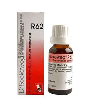 Dr. Reckeweg R62 -Measles Drops - shopwellnessonline.com