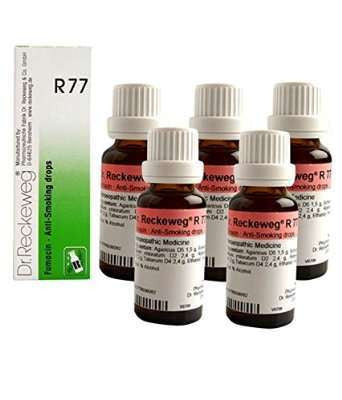 Dr. Reckeweg R77 - Anti-Smoking Drops - shopwellnessonline.com
