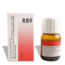 Dr. Reckeweg R89 -Hair Care Drops - shopwellnessonline.com