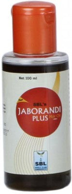 SBL Jaborandi Plus Hair Oil - kartlifestyle.com