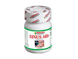 Bakson's SINUS AID TABLETS - shopwellnessonline.com
