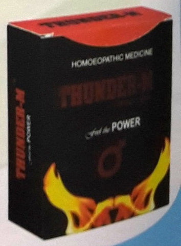 Bhargava's THUNDER-M (Vigour and Vitality) - shopwellnessonline.com