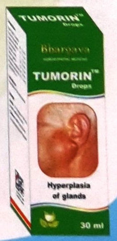 Bhargava's TUMORIN Drops (For Tumor absorption) - shopwellnessonline.com