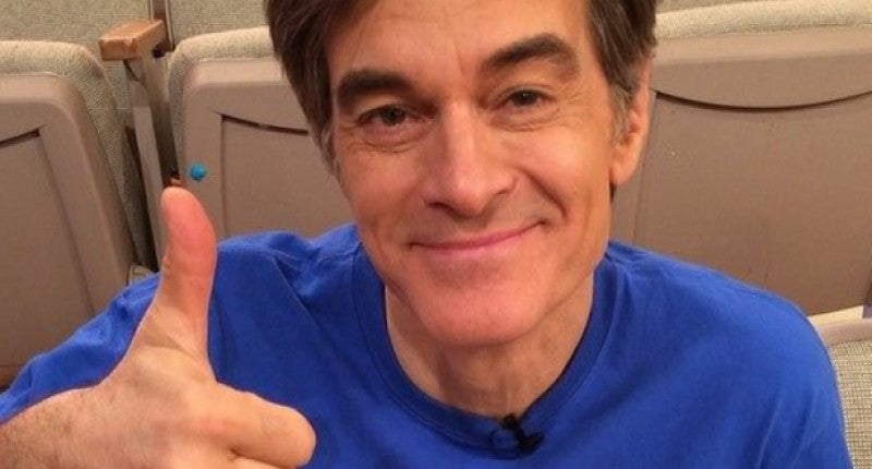 Does Dr Oz Sell Anti Aging Creams?