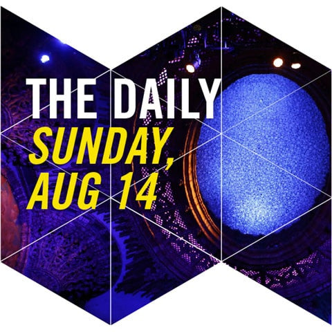 THE DAILY FOR ONE - SUNDAY, AUG 14