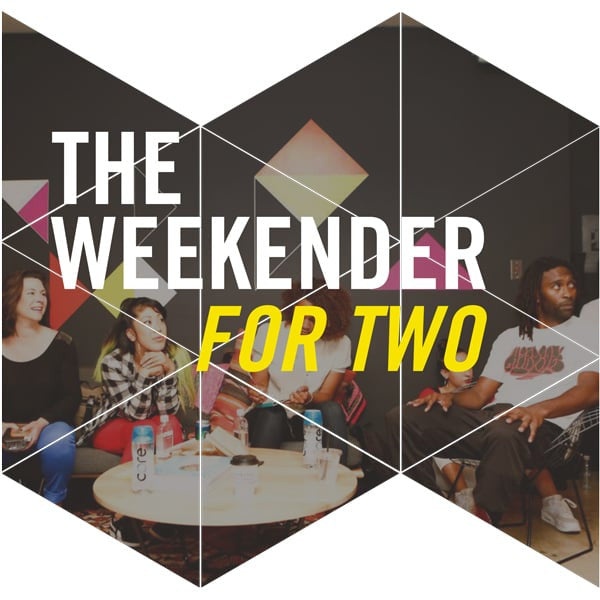 The Weekender, for Two