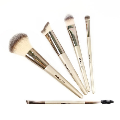 Lavish Collection Deluxe Face And Eye Brush Set