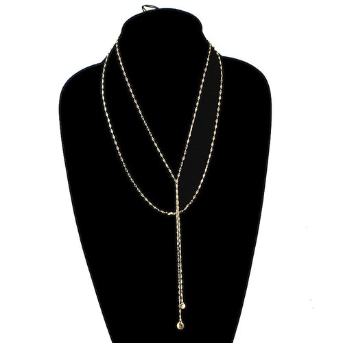 Thin Chain Delicate Necklace