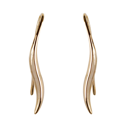 Curved Bar Ear Clip