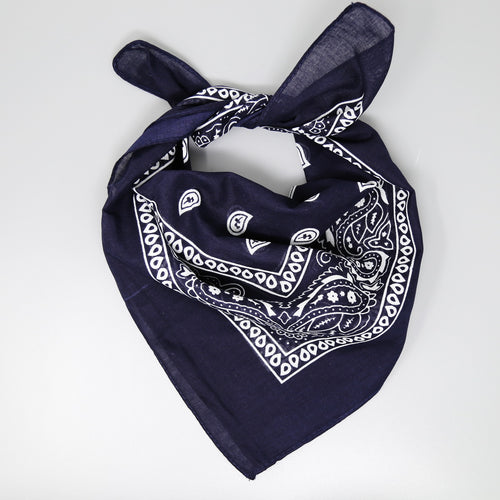 Paisley Print Multi Purpose Cotton Bandana