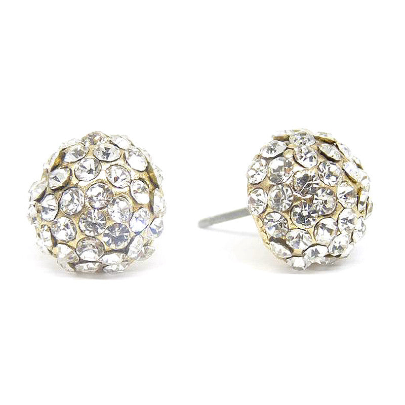 Hemisphere Mini Studs Earrings