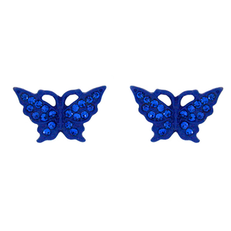 Butterfly Mini Studs Earrings
