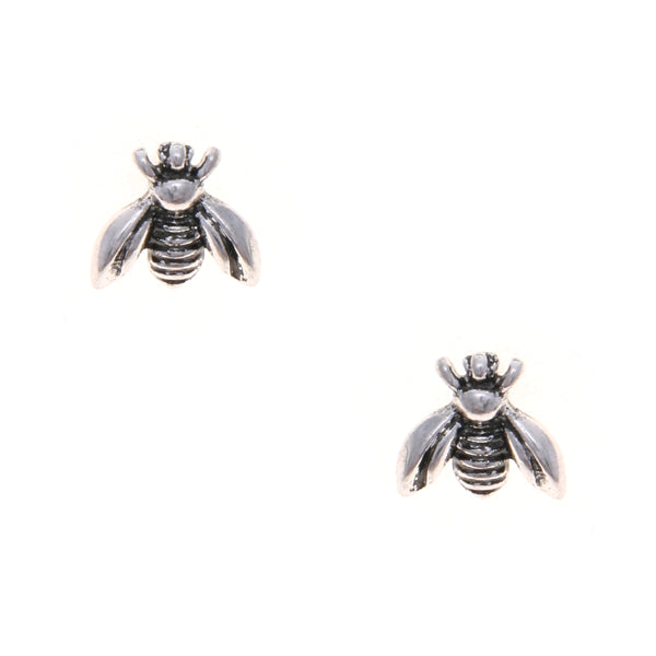 Bee Mini Stud Earrings