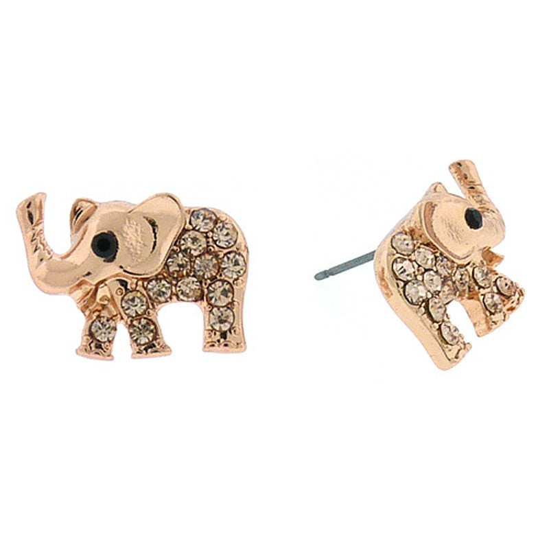 Elephant Mini Studs Earrings