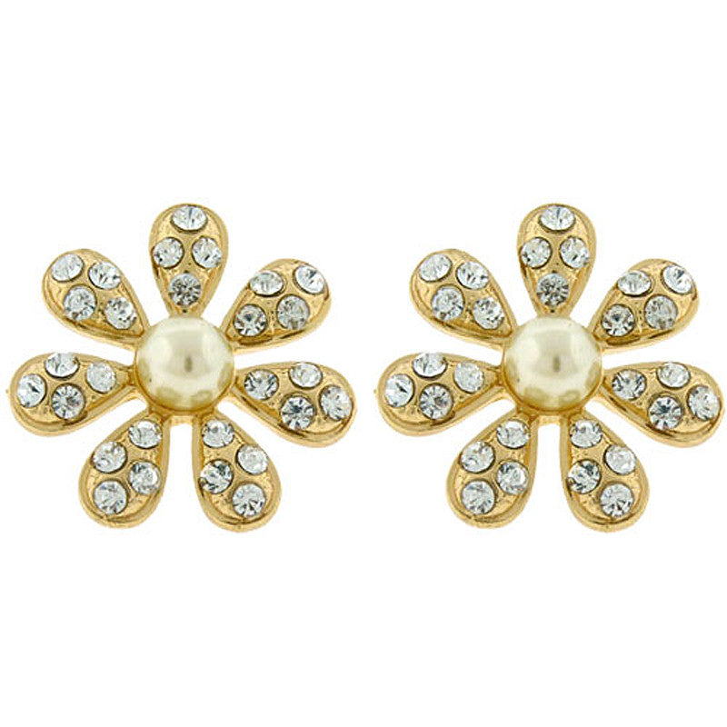 Flower Mini Studs Earrings