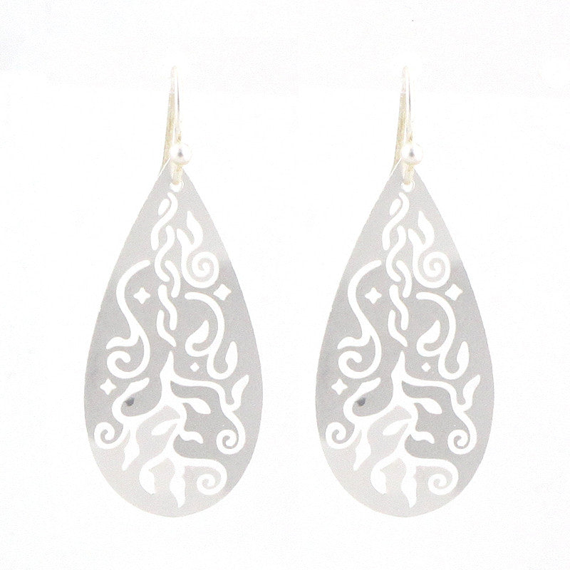 Trendy Julie Filigree Earrings