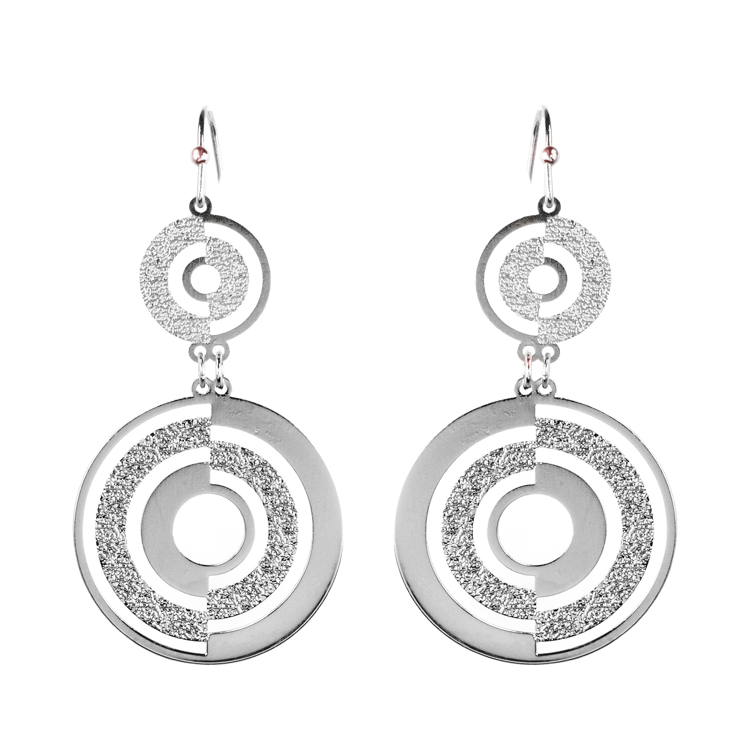 oaxacan silver product filigree omero earrings home