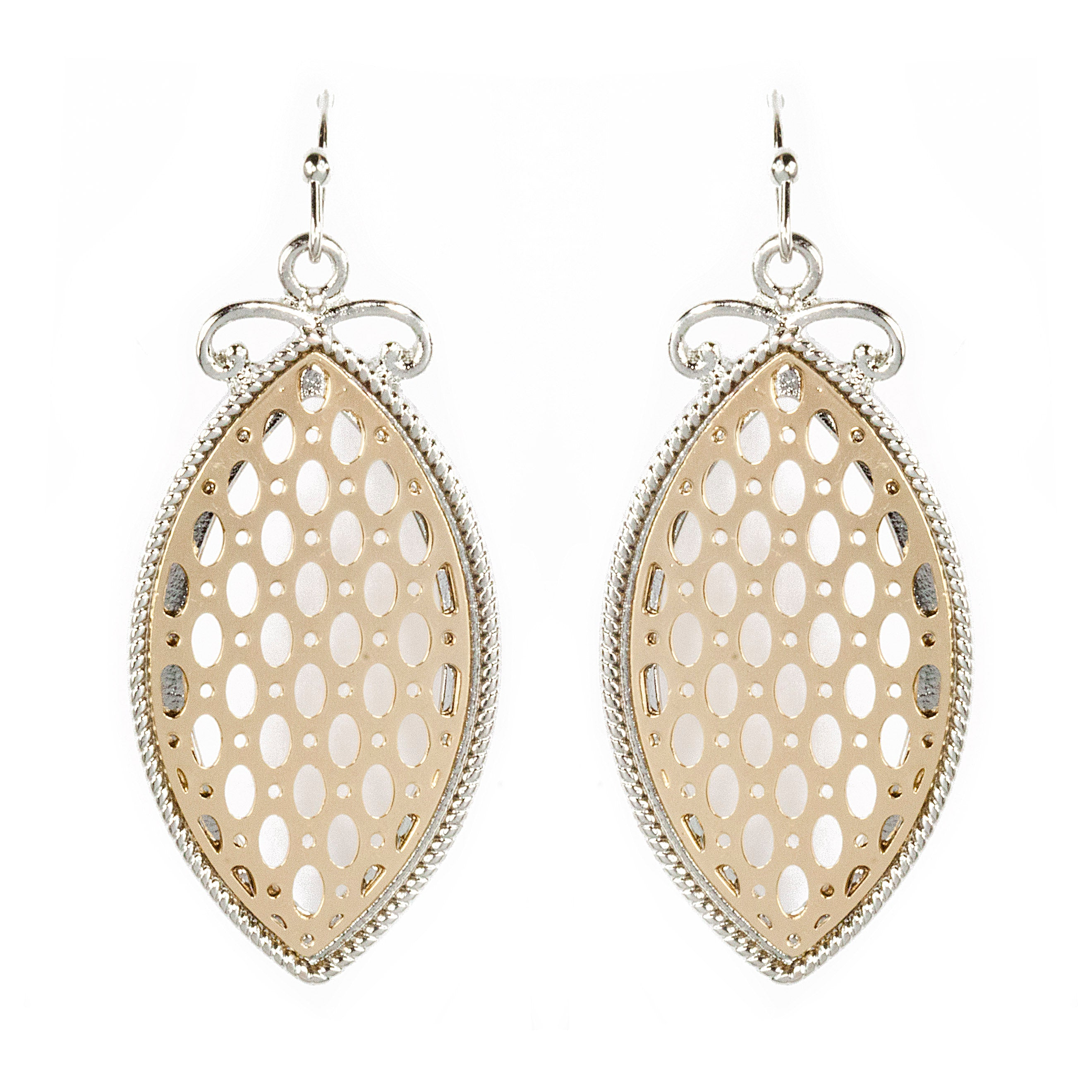 earrings diamond filigree ben pearl jewelry cultured freshwater