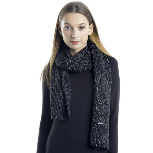 Unisex Soft Touch Oblong Scarf