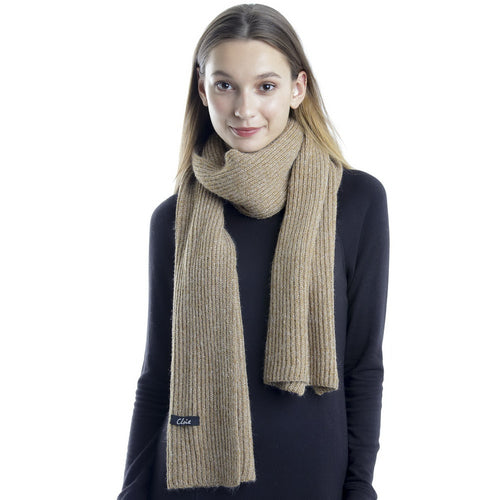 CLOIE Unisex Soft Touch Oblong Scarf