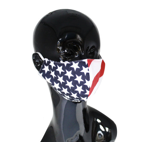 American Flag Reusable Face Mask