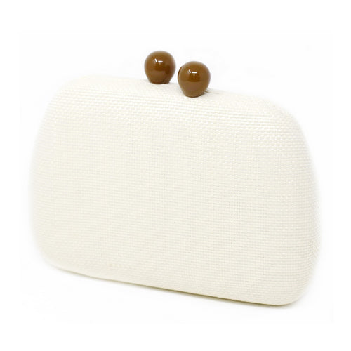 Cloie Limited Edition Woven Clutch Bag