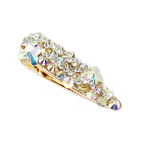 Butterfly Shape Stone Pave Hair Clip