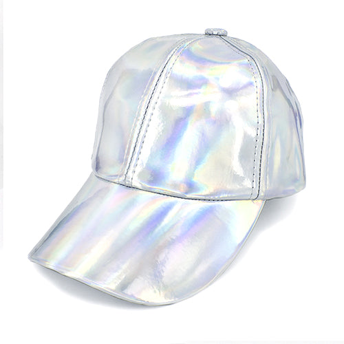 Metallic Shine Baseball Cap