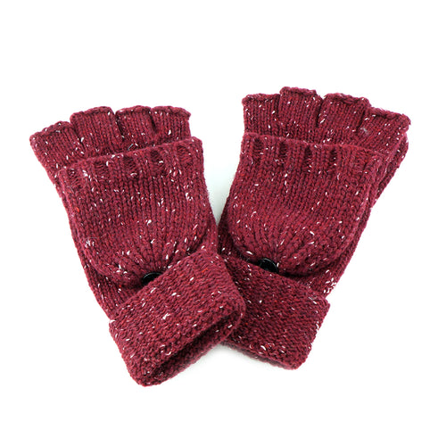 Convertible Gloves (Fingerless And Mittens)
