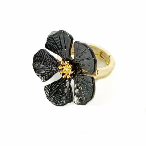 Spring Flower Stretch Ring