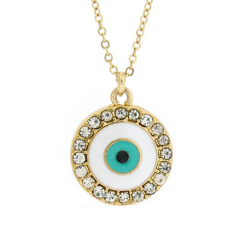 Evil Eye Pendant Necklace