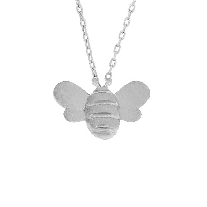 Bee Pendant Necklace